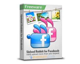 Upload Rabbit Facebook 2.1.8.8 اسهل Upload-Rabbit-for-Fa